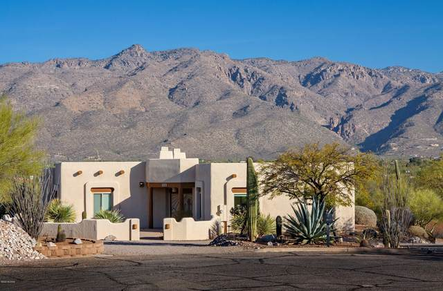 3680 N Lynford Place, Tucson, AZ 85749 (#22029962) :: Long Realty - The Vallee Gold Team