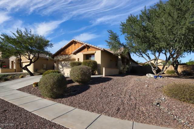 1224 W Varese Way, Oro Valley, AZ 85755 (#22029969) :: Long Realty - The Vallee Gold Team