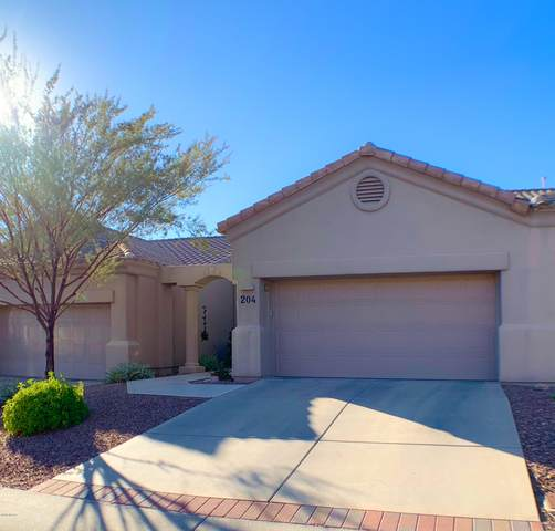 13401 N Rancho Vistoso Boulevard #204, Oro Valley, AZ 85755 (#22029985) :: Long Realty - The Vallee Gold Team