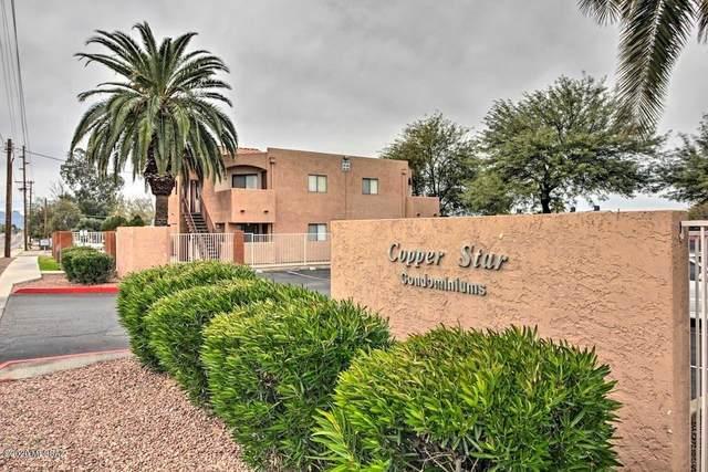1745 E Glenn Street #141, Tucson, AZ 85719 (#22029997) :: Long Realty - The Vallee Gold Team