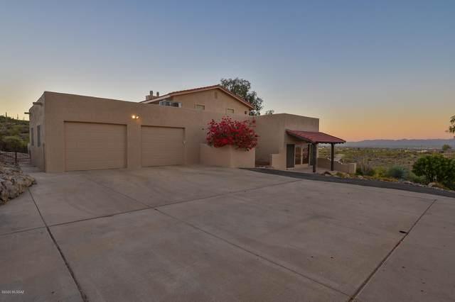 1941 N El Moraga Drive, Tucson, AZ 85745 (#22030021) :: Gateway Realty International