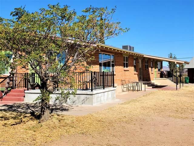 401 S Skyline Circle, Tombstone, AZ 85638 (MLS #22030022) :: My Home Group