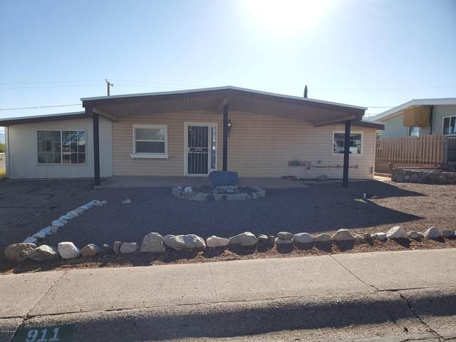 911 W 6Th Avenue, San Manuel, AZ 85631 (MLS #22030027) :: The Property Partners at eXp Realty
