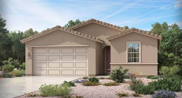 3354 W Sunlit Peak Drive, Tucson, AZ 85742 (MLS #22030055) :: The Property Partners at eXp Realty