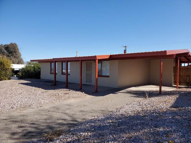 143 W 6Th Avenue, San Manuel, AZ 85631 (MLS #22030081) :: The Property Partners at eXp Realty