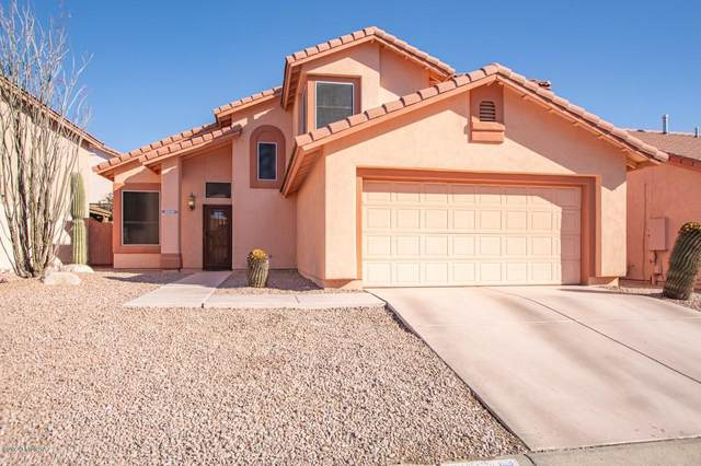 9940 N Outlaw Trail, Tucson, AZ 85742 (MLS #22030097) :: The Property Partners at eXp Realty