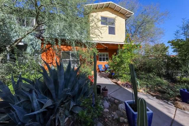 547 E Roger Road, Tucson, AZ 85705 (MLS #22030099) :: The Property Partners at eXp Realty