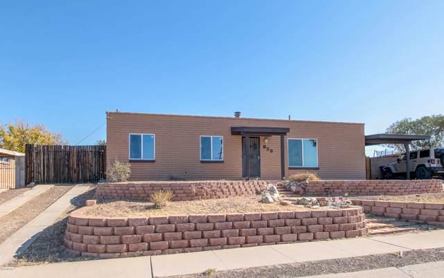 939 S Elmerita Avenue, Tucson, AZ 85710 (MLS #22030123) :: The Property Partners at eXp Realty