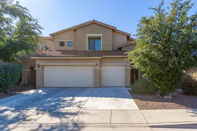 7555 W Crimson Sky Drive, Tucson, AZ 85743 (MLS #22030133) :: The Property Partners at eXp Realty