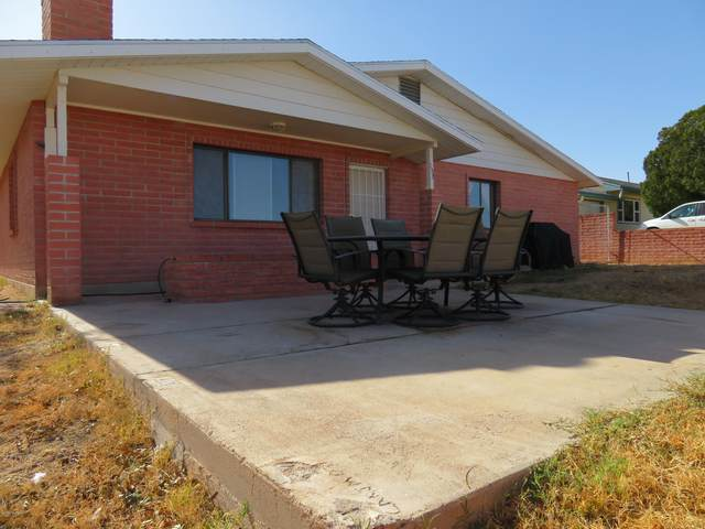 133 W Cottage Grove Avenue, Benson, AZ 85602 (MLS #22030149) :: The Property Partners at eXp Realty