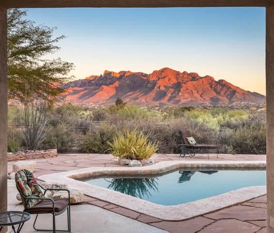 9750 N La Cholla Boulevard, Oro Valley, AZ 85742 (MLS #22030154) :: The Property Partners at eXp Realty
