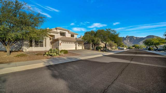 12324 N Echo Valley Drive, Oro Valley, AZ 85755 (MLS #22030161) :: The Property Partners at eXp Realty