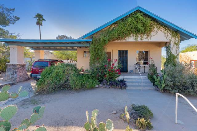 911 N 2Nd Avenue, Tucson, AZ 85705 (MLS #22030173) :: The Property Partners at eXp Realty