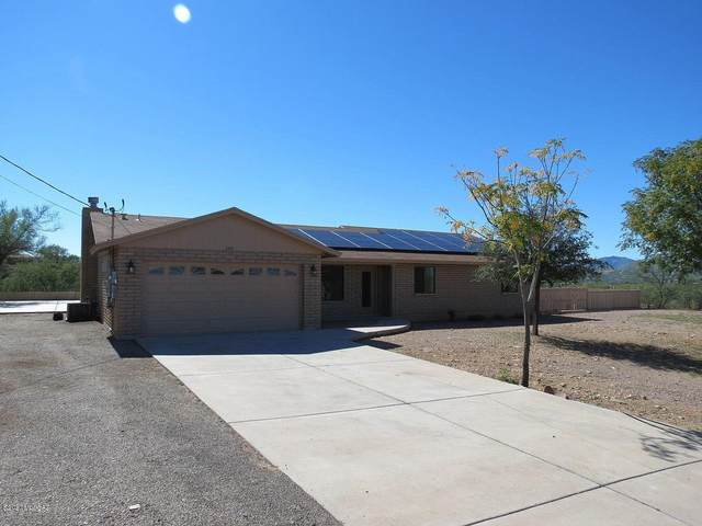 165 Camino Oceano, Rio Rico, AZ 85648 (MLS #22030174) :: My Home Group