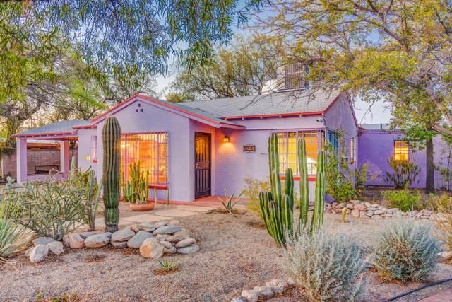 4219 E Oxford Drive, Tucson, AZ 85711 (MLS #22030212) :: The Property Partners at eXp Realty