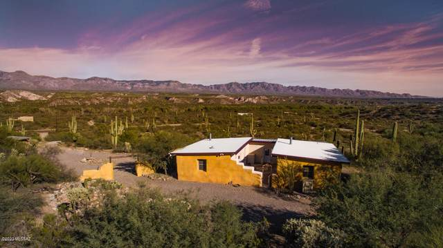 32622 S Redington Road, San Manuel, AZ 85631 (MLS #22030224) :: My Home Group