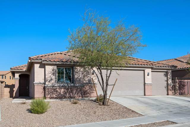 3925 S Corte Rana Rica, Tucson, AZ 85730 (MLS #22030232) :: The Property Partners at eXp Realty