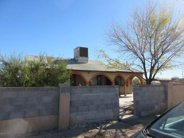 6237 S Dunton Avenue, Tucson, AZ 85706 (#22030248) :: Keller Williams