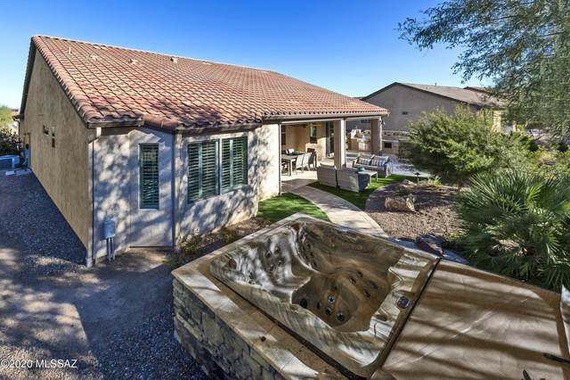 32359 S Egret Trail, Oracle, AZ 85623 (#22030399) :: Kino Abrams brokered by Tierra Antigua Realty