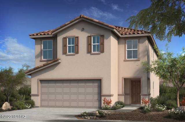 8729 E Stone Meadow Circle Lot 72, Tucson, AZ 85730 (#22030516) :: Long Realty - The Vallee Gold Team
