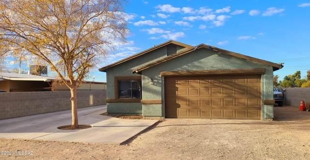 307 E Olive Street, Tucson, AZ 85706 (#22030635) :: Long Realty Company