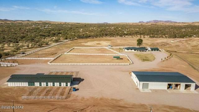 36645 S Arivaca Ranch Road, Arivaca, AZ 85601 (#22030677) :: Tucson Real Estate Group