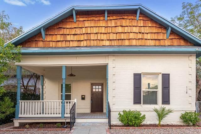 118 N Hoff Avenue, Tucson, AZ 85705 (#22030722) :: Keller Williams