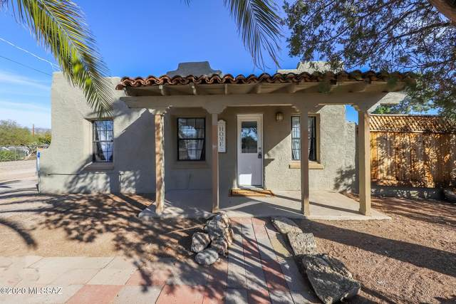 1970 N Nancy Rose Boulevard, Tucson, AZ 85712 (#22030745) :: Keller Williams