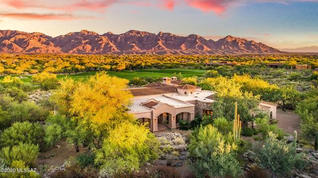 14262 N Giant Saguaro Place, Oro Valley, AZ 85755 (MLS #22030801) :: The Luna Team