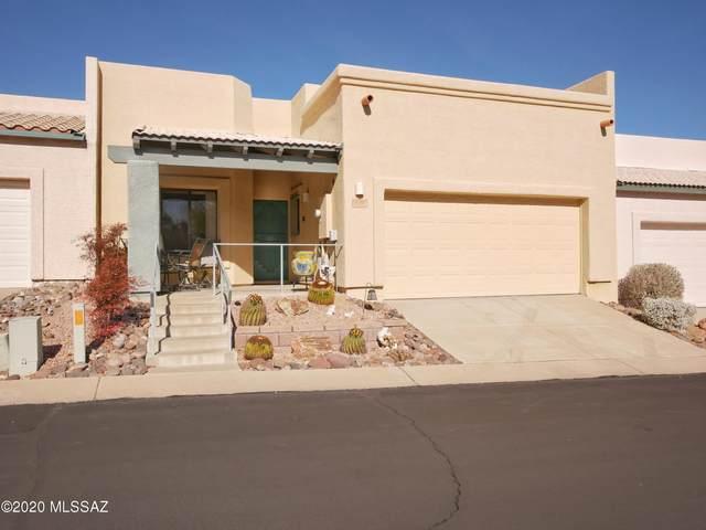 676 W Camino Del Bondadoso, Green Valley, AZ 85614 (#22030824) :: Keller Williams