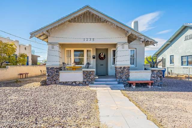 1235 N Euclid Avenue, Tucson, AZ 85719 (#22030847) :: Tucson Real Estate Group