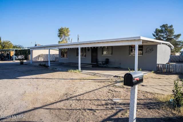 4318 E Sylvane Street, Tucson, AZ 85711 (#22030901) :: Keller Williams