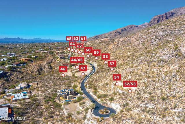 E Playa De Coronado 13 Lots, Tucson, AZ 85718 (#22031016) :: Gateway Partners International