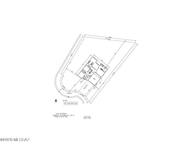 301 W Rio Santa Cruz, Green Valley, AZ 85614 (#22031064) :: Tucson Real Estate Group