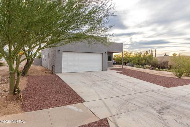 9608 E Deer Trail, Tucson, AZ 85748 (#22031166) :: Gateway Realty International