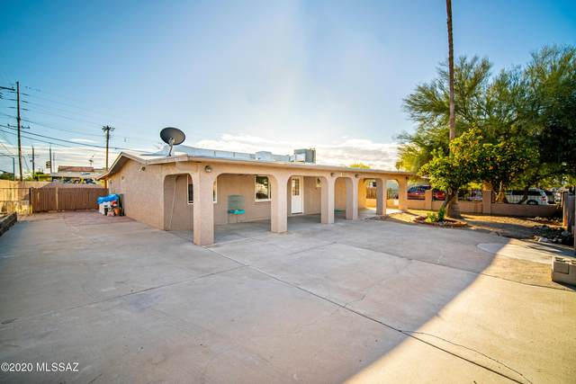 4658 E 28Th Street, Tucson, AZ 85711 (#22031243) :: Tucson Real Estate Group