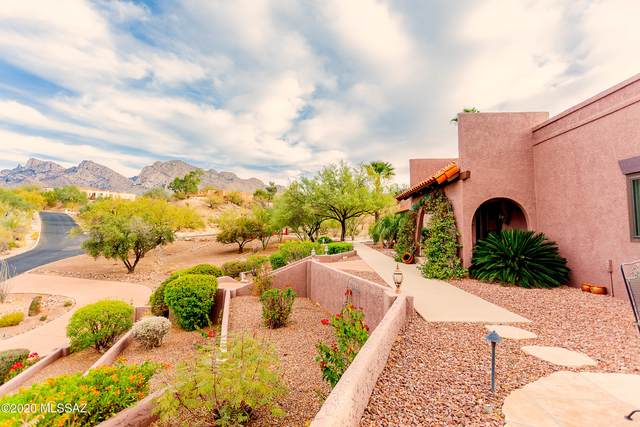 635 W Atua Place, Oro Valley, AZ 85737 (#22031455) :: Long Realty - The Vallee Gold Team