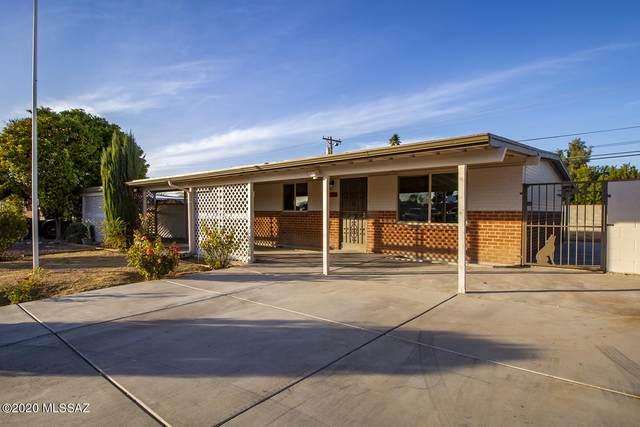 5209 E 23Rd Street, Tucson, AZ 85711 (#22031546) :: The Local Real Estate Group | Realty Executives
