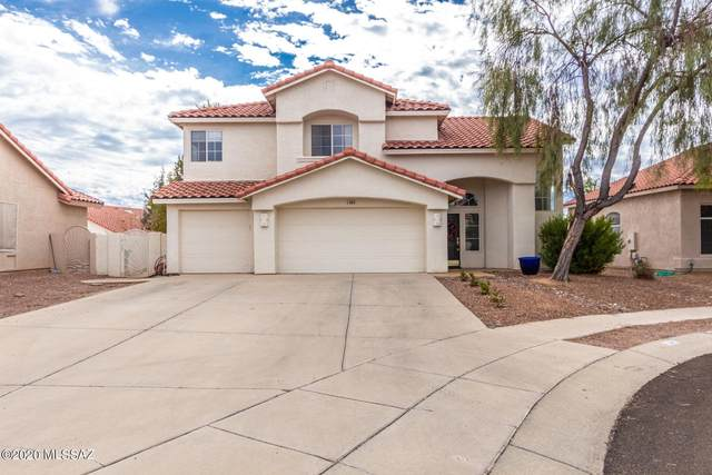 1385 W Valley Ridge Place, Oro Valley, AZ 85737 (#22031582) :: Long Realty - The Vallee Gold Team