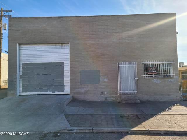 21 W 30th Street, Tucson, AZ 85713 (#22031609) :: Kino Abrams brokered by Tierra Antigua Realty