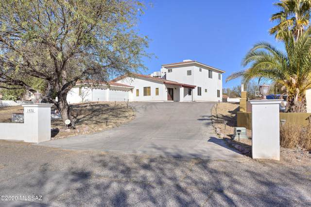 1920 W Sunset Drive, Nogales, AZ 85621 (#22031678) :: Long Realty - The Vallee Gold Team