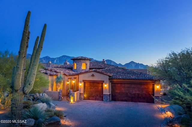 13941 N Stone Gate Place, Oro Valley, AZ 85755 (#22031773) :: Tucson Real Estate Group