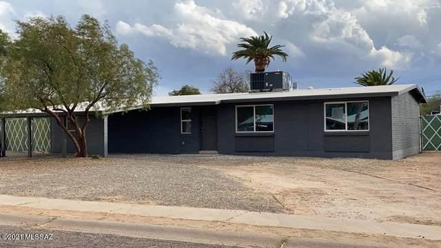 6802 E 17th Street, Tucson, AZ 85710 (#22031833) :: Gateway Realty International