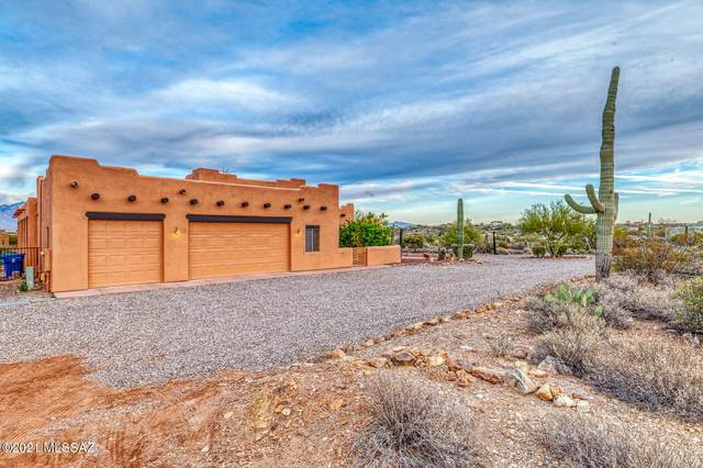 4488 N Grizzly Springs Drive, Tucson, AZ 85745 (#22100004) :: Long Realty - The Vallee Gold Team