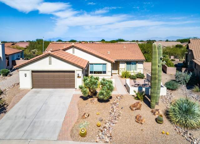 2589 E Channing Loop, Green Valley, AZ 85614 (#22100025) :: The Local Real Estate Group | Realty Executives