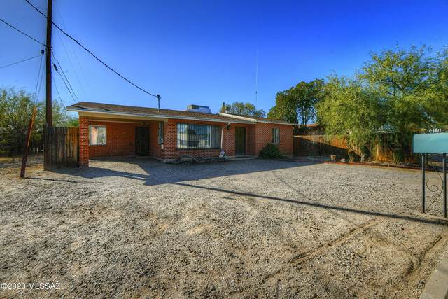 418 E Pastime Road, Tucson, AZ 85705 (#22100027) :: Long Realty - The Vallee Gold Team