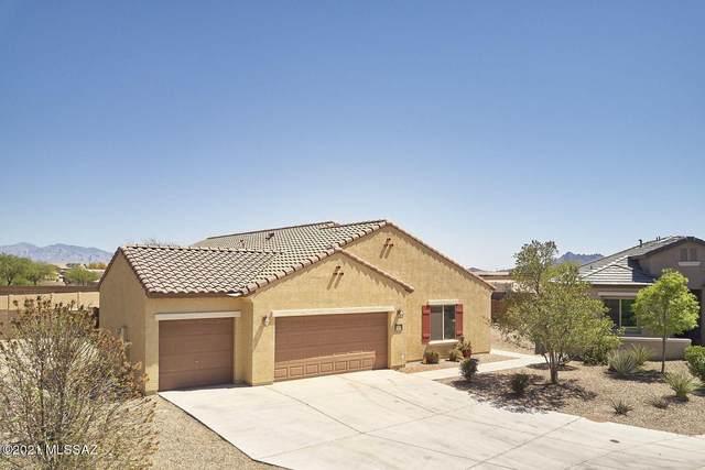 12314 N Fernsbury Drive, Marana, AZ 85653 (#22100054) :: Long Realty - The Vallee Gold Team
