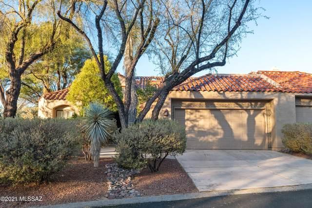 6067 N Golden Eagle Drive, Tucson, AZ 85750 (MLS #22100108) :: The Luna Team