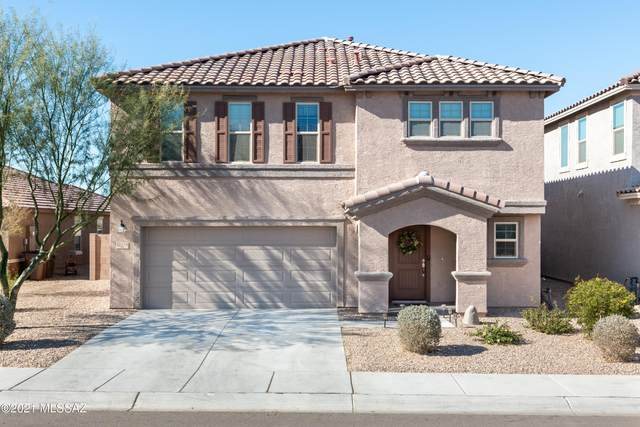 12289 N Old Mill Place, Marana, AZ 85653 (#22100170) :: Long Realty - The Vallee Gold Team