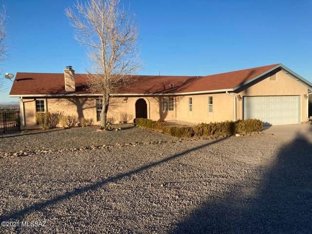 631 S Ridge Drive, Benson, AZ 85602 (#22100299) :: Keller Williams